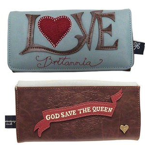 Disaster Designs Jan Constantine Britannia Wallet