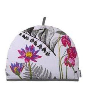 Designers Guild Mokuren Graphite Tea Cosy