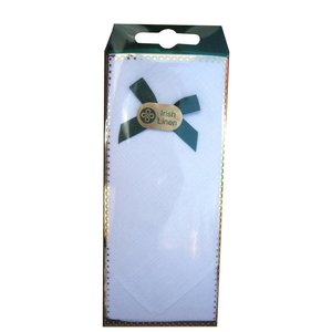 McCaw Allan McCaw Allan Irish Linen Handkerchief - Style 3