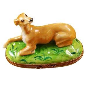 Rochard Limoges Limoges Greyhound Box
