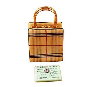 Rochard Limoges Limoges Designer Shopping Bag Box