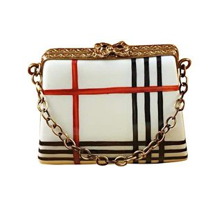 Rochard Limoges Limoges Burberry Purse Box