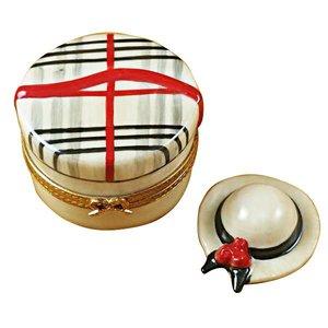 Rochard Limoges Limoges Designer Hat Box Box