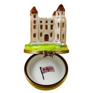 Rochard Limoges Limoges Tower of London Box