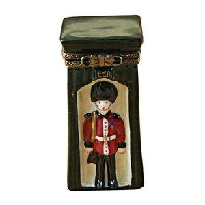Rochard Limoges Limoges British Sentinel Box