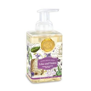 Michel Design Works Michel Lilac And Violets Foaming Hand Soap