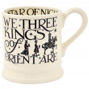 Emma Bridgewater Bridgewater 1/2 Pint Mug - We Three Kings