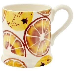 Emma Bridgewater Bridgewater 1/2 Pint Mug - Lemon