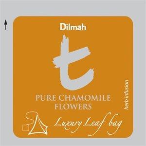 Dilmah Dilmah Chamomile Flowers Crystal 20 Pack