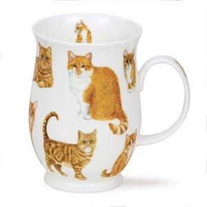 Dunoon Dunoon Suffolk Cats Ginger Mug