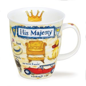 Dunoon Dunoon Nevis His Majesty Mug