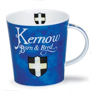 Dunoon Dunoon Lomond Born & Bred Mug - Kernow
