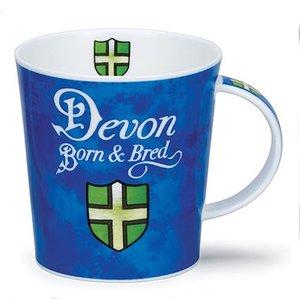 Dunoon Dunoon Lomond Born & Bred Mug - Devon