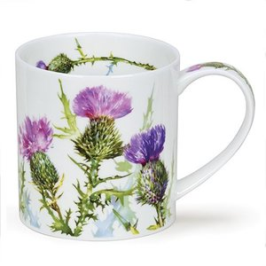 Dunoon Dunoon Orkney Scottish Thistle Mug