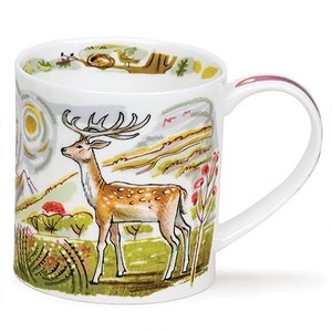 Dunoon Dunoon Orkney Enchantment Mug - Deer