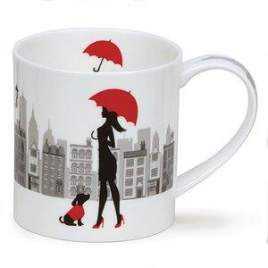 Dunoon Dunoon Orkney City Chic Mug - Umbrella