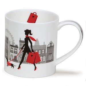 Dunoon Dunoon Orkney City Chic Mug - Shopping Bag