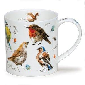Dunoon Dunoon Orkney Garden Birds Mug
