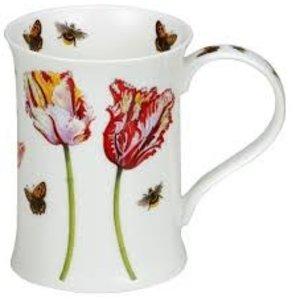 Dunoon Dunoon Cotswold Floral Studies Mug - Tulip