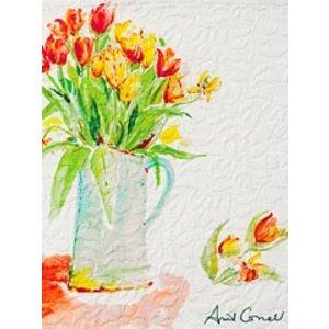 April Cornell April Cornell Tulips Placemat