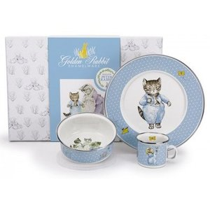 Golden Rabbit Tom Kitten Child Set