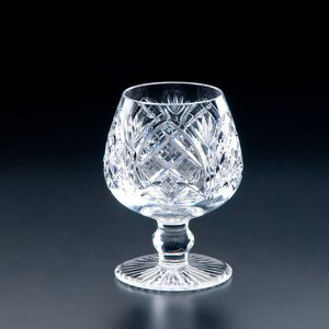 Heritage Crystal Heritage Crystal Cathedral Brandy Glass