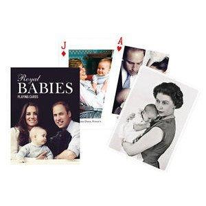 Piatnik Piatnik Royal Babies Playing Cards