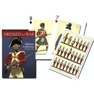 Piatnik Piatnik Dressed for War Playing Cards