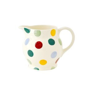 Bridgewater Polka Dot 1/4 Pint Jug