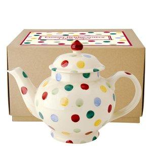 Bridgewater Polka Dot 4 Cup Teapot