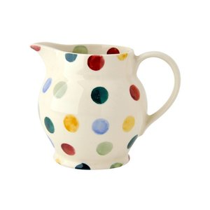 Bridgewater Polka Dot 1/2 Pint Jug
