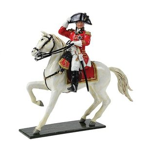 W. Britain 47061 - W. Britain King George III Mounted, 1798