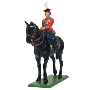 W. Britain 41075 - W. Britain Her Majesty the Queen Mounted
