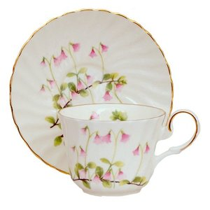 Berta Hedstrom Linnea Teacup and Saucer