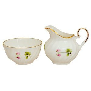 Berta Hedstrom Linnea Cream and Sugar Set