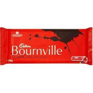 Cadbury Cadbury Bournville Dark Chocolate Bar Large