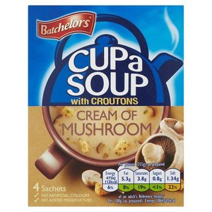 Batchelors Batchelors Cup-A-Soup Cream of Mushroom