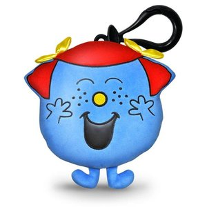 Little Miss Giggles Mini Plush Clip