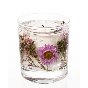 Stoneglow Stoneglow Meadow Flower Natural Wax Tumbler