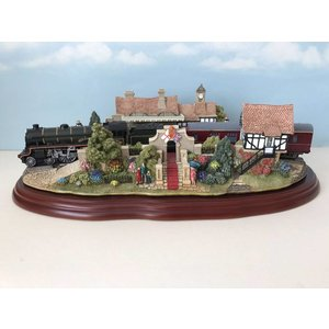 Lilliput Lane Lilliput Lane The Royal Train At Sandringham Ltd Ed
