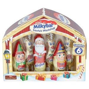 Nestle Nestle Milkybar Santa's Workshop