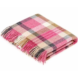 Bronte By Moon - Melbourne Pink Throw