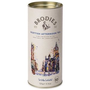 Brodie's Brodies Scottish Afternoon Tea Drum