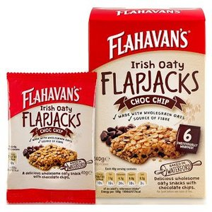Flahavan's Flahavan's Flapjacks Choc Chip