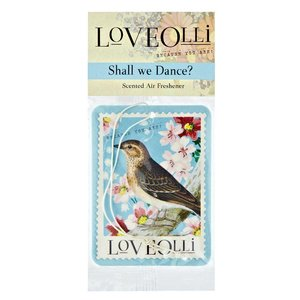LoveOlli LoveOlli Shall We Dance Car Air Freshener