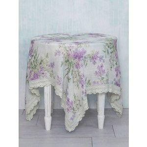 "April Cornell April Cornell Lilah Linen Tablecloth (60""x 90"")"
