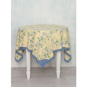"April Cornell April Cornell Prairie Crochet Tablecloth (54""x 54"")"
