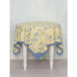 "April Cornell April Cornell Prairie Crochet Tablecloth (60""x 90"")"