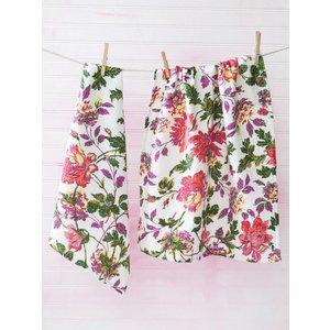 April Cornell April Cornell Greta's Garden Tea Towel