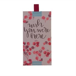 LoveOlli LoveOlli Wish you Were Here Scented Sachet
